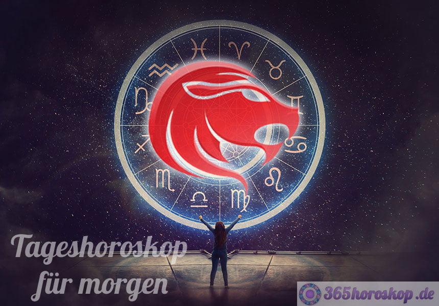 Löwe Tageshoroskop morgen