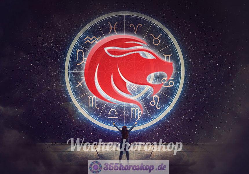 Löwe – Wochenhoroskop