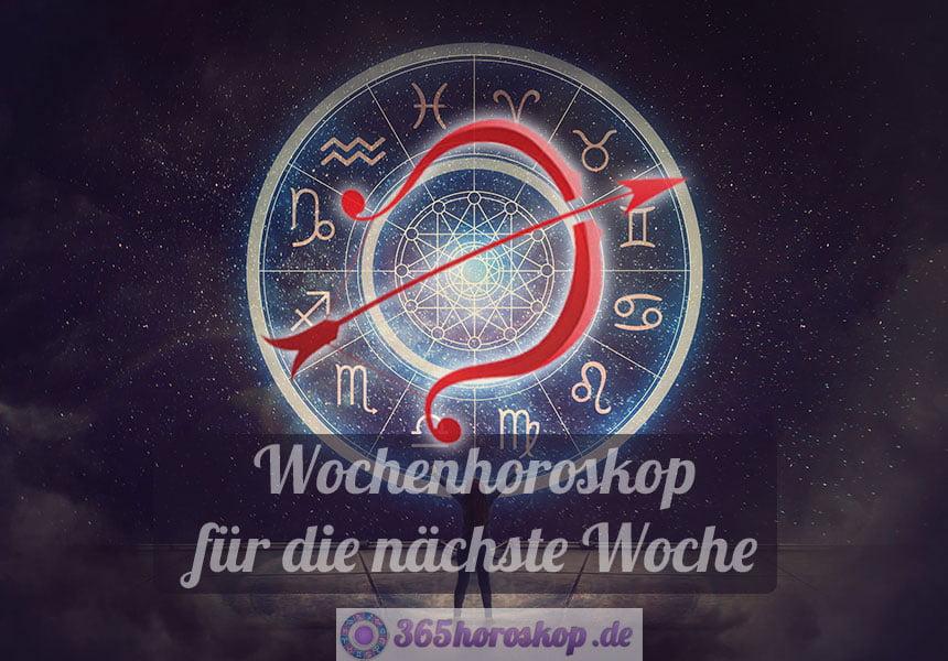 Schütze Horoskop für die nächste Woche