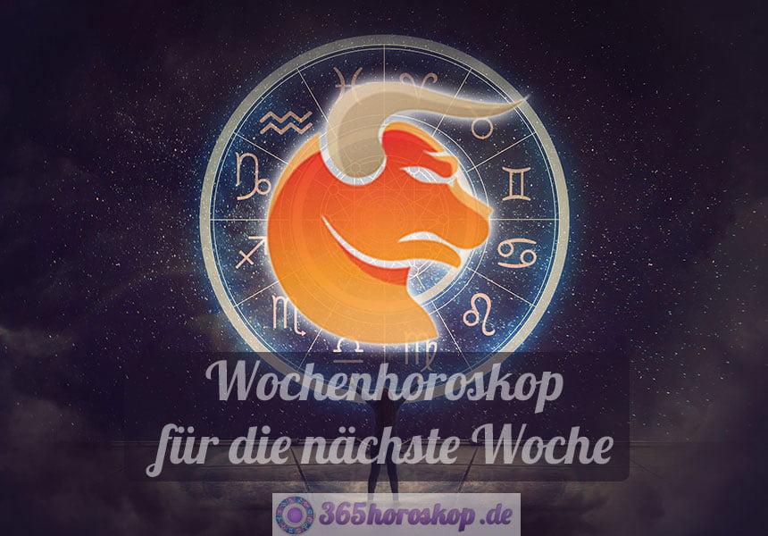 Stier Horoskop für die nächste Woche