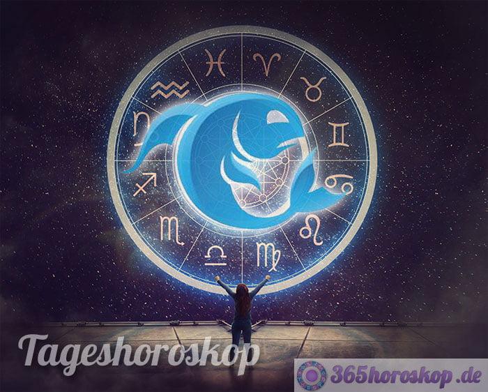 tageshoroskop fische - horoskop heute
