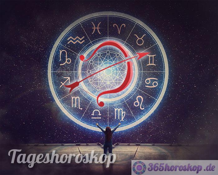 Tageshoroskop Schütze - horoskop heute