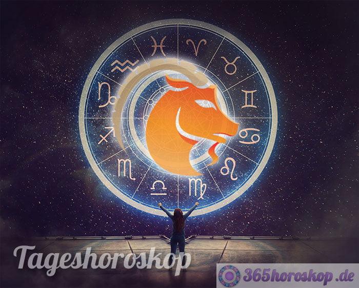 Steinbock tageshoroskop - horoskop heute