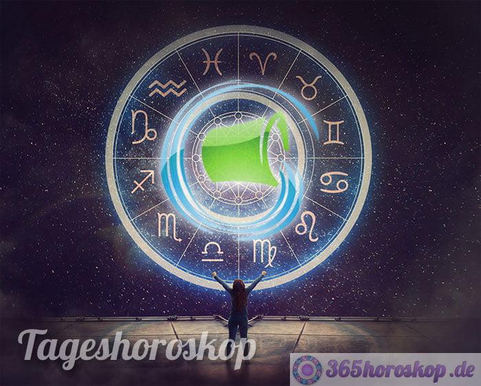 tageshoroskop wasserman - horoskop heute
