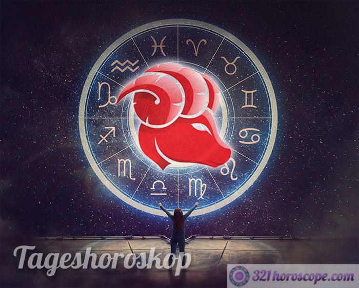 widder horoskop fur heute